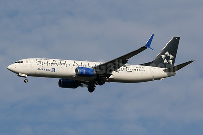 Updated 2021 Star Alliance livery