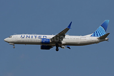 United Airlines Boeing 737-9 MAX 9 N47524 (msn 64501) IAD (Brian McDonough). Image: 954562.