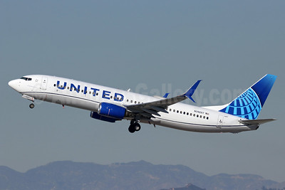 United Airlines Boeing 737-824 SSWL N39297 (msn 34003) LAX (Michael B. Ing). Image: 948381.