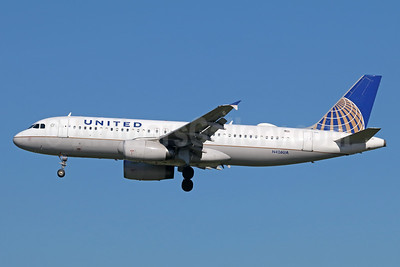 United Airlines Airbus A320-232 N426UA (msn 510) LAX (Michael B. Ing). Image: 940042.