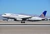 United Airlines Airbus A320-232 N457UA (msn 1146) LAS (Ton Jochems). Image: 921586.