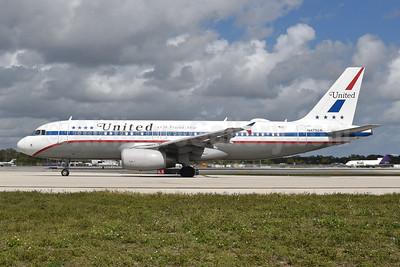 United's 1972 retro jet scheme