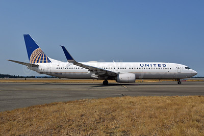 United Airlines Boeing 737-924 ER SSWL N63820 (msn 43534) SEA (Bruce Drum). Image: 104718.