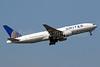 United Airlines Boeing 777-224 ER N78001 (msn 27577) HKG (Javier Rodriguez). Image: 936273.