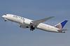 United Airlines Boeing 787-8 Dreamliner N20904 (msn 34824) LAX (Michael B. Ing). Image: 910573.