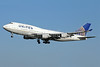 United Airlines Boeing 747-422 N128UA (msn 30023) NRT (Michael B. Ing). Image: 923735.