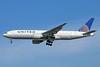 United Airlines Boeing 777-224 ER N78005 (msn 27581) NRT (Michael B. Ing). Image: 926554.