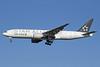 United Airlines Boeing 777-224 ER N76021 (msn 39776) (Star Alliance) NRT (Michael B. Ing). Image: 912636.