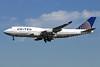 United Airlines Boeing 747-422 N174UA (msn 24381) FRA (Javier Rodriguez). Image: 928633.