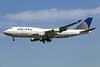 United Airlines Boeing 747-422 N199UA (msn 29717) FRA (Javier Rodriguez). Image: 928634.