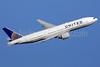United Airlines Boeing 777-224 ER N77012 (msn 29860) LHR (Antony J. Best). Image: 935904.
