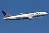 United Airlines Boeing 777-222 N773UA (msn 26929) LHR (SPA). Image: 936597.