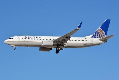 United Airlines Boeing 737-824 WL N14250 (msn 28957) LAS (Jay Selman). Image: 402868.