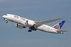 United Airlines Boeing 787-8 Dreamliner N20904 (msn 34824) LAX (Michael B. Ing). Image: 910574.