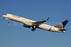United Airlines Boeing 757-224 WL N29129 (msn 28969) LHR (SPA). Image: 939158.