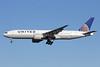 United Airlines Boeing 777-224 ER N78013 (msn 29861) NRT (Michael B. Ing). Image: 908800.