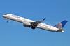 United Airlines Boeing 757-224 WL N17104 (msn 27294) LAX (Michael B. Ing). Image: 931114.