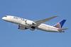 United Airlines Boeing 787-8 Dreamliner N26902 (msn 34822) LAX (Michael B. Ing). Image: 910665.