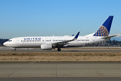 United Airlines Boeing 737-824 SSWL N14230 (msn 28794) SEA (Michael B. Ing). Image: 938076.