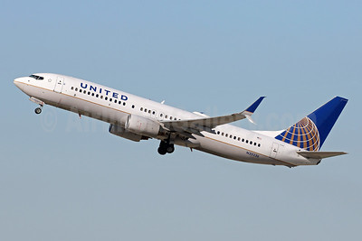 United Airlines Boeing 737-824 SSWL N35236 (msn 28801) LAX (Ron Monroe). Image: 944336.