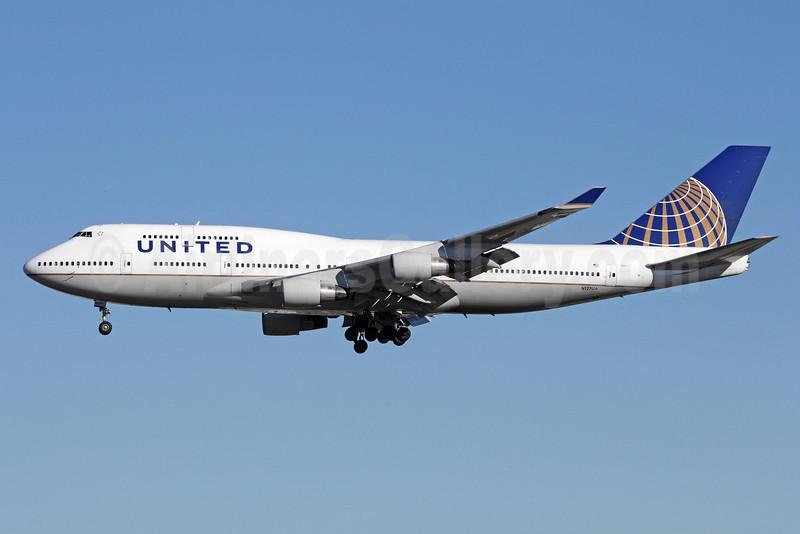 Last flight will be on November 7, 2017 (flight UA747, SFO - HNL)