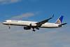 United Airlines Boeing 757-33N WL N73860 (msn 32584) LAX (Ton Jochems). Image: 911663.