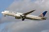 United Airlines Boeing 787-8 Dreamliner N20904 (msn 34824) LHR (Antony J. Best). Image: 925865.