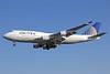 United Airlines Boeing 747-422 N197UA (msn 26901) LAX (Michael B. Ing). Image: 911661.