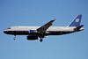United Airlines Airbus A320-232 N432UA (msn 587) IAD (Bruce Drum). Image: 100839.