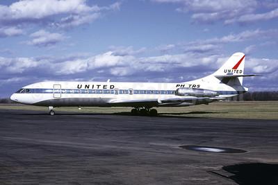 Ex N1015U, delivered to Sterling on December 3, 1970