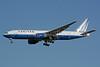 United Airlines Boeing 777-222 ER N221UA (msn 30552) NRT (Michael B. Ing). Image: 901765.