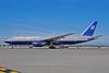 United Airlines Boeing 777-222 ER N786UA (msn 26938) SEA (Bruce Drum). Image: 101521.