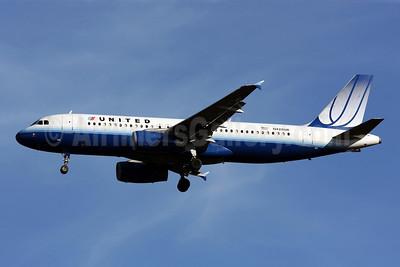 United Airlines Airbus A320-232 N426UA (msn 510) IAD (Brian McDonough). Image: 908192.