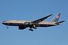 United Airlines Boeing 777-222 ER N204UA (msn 28713) NRT (Michael B. Ing). Image: 901767.