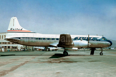 Airline Color Scheme - Introduced 1947 - Best Seller