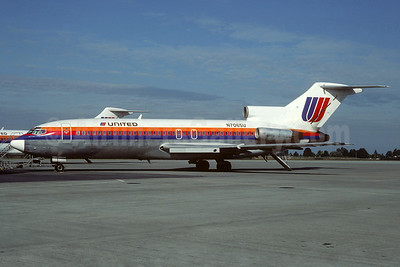 United Airlines Boeing 727-22 N7065U (msn 18872) (Christian Volpati Collection). Image: 936462.