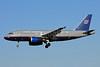 United Airlines Airbus A319-131 N821UA (msn 944) MSP (Bruce Drum). Image: 101522.