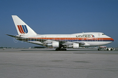 United Airlines (historic liveries)