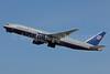 United Airlines Boeing 777-222 ER N204UA (msn 28713) LAX (Michael B. Ing). Image: 908013.