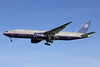 United Airlines Boeing 777-222 ER N206UA (msn 30212) LAX (Michael B. Ing). Image: 908980.