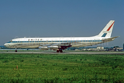 Ex SAS DC-8-33 OY-KTB, delivered on December 3, 1968