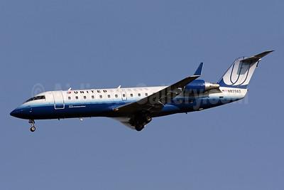 United Express-Atlantic Southeast Airlines Bombardier CRJ200 (CL-600-2B19) N833AS (msn 7246) IAD (Blendi Qatipi). Image: 904606.