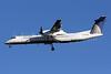 United Express-Colgan Air (2nd) Bombardier DHC-8-402 (Q400) N199WQ (msn 4199) IAD (Brian McDonough). Image: 907693.