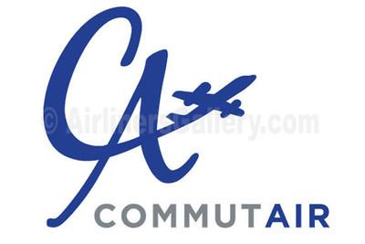 1. CommutAir logo