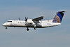 United Express-CommutAir Bombardier DHC-8-311 (Q300) N838CA (msn 527) BWI (Tony Storck). Image: 909675.