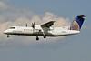 United Express-CommutAir Bombardier DHC-8-311 (Q300) N839CA (msn 553) BWI (Tony Storck). Image: 909311.