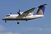 United Express-CommutAir Bombardier DHC-8-202 (Q200) N358PH (msn 506) PHL (Brian McDonough). Image: 906296.