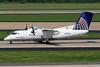United Express-CommutAir Bombardier DHC-8-202 (Q200) N361PH (msn 516) IAD (Brian McDonough). Image: 922482.