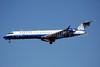 United Express-GoJet Airlines Bombardier CRJ700 (CL-600-2C10) N154GJ (msn 10224) IAD (Bruce Drum). Image: 100844.