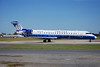 United Express-Mesa Airlines Bombardier CRJ700 (CL-600-2C10) N521LR (msn 10261) CLT (Bruce Drum). Image: 101689.